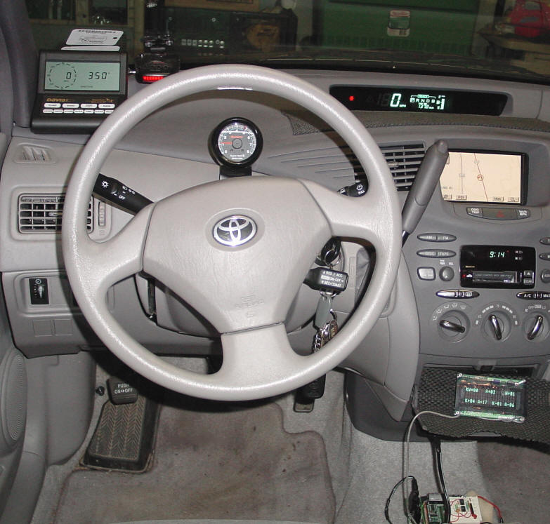 Photo Below Shows The First Priu - 2002 prius